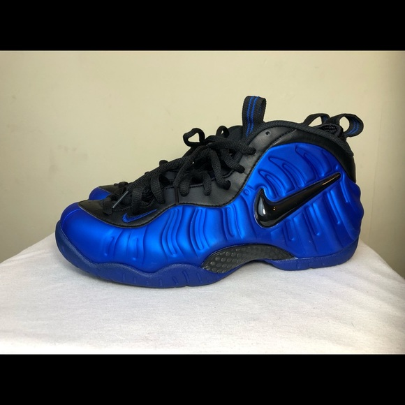 sports shoes b2bc4 1fa87 NIKE AIR FOAMPOSITE PRO HYPER COBALT BLUE BLACK.  M 5c4e4cdf8ad2f94a8cb070a5. Other Shoes ...